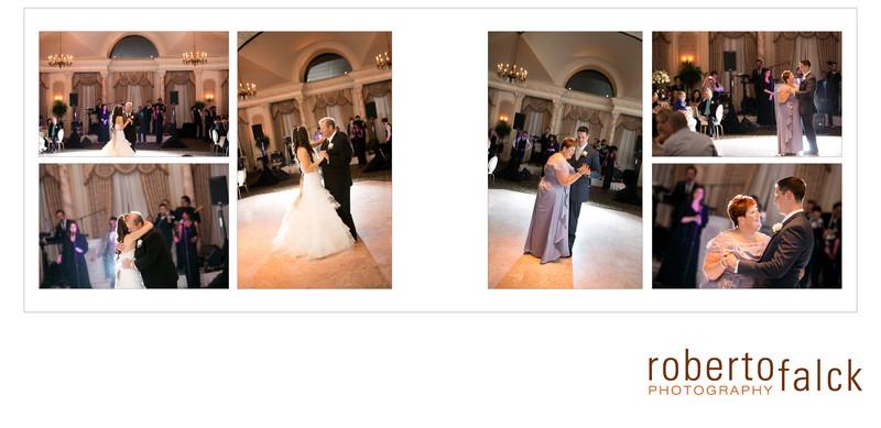 Pleasantdale Chateau Wedding Album - Jenna and Steve