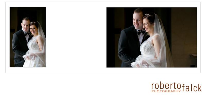 Pleasantdale Chateau Wedding Album - Joelle & David
