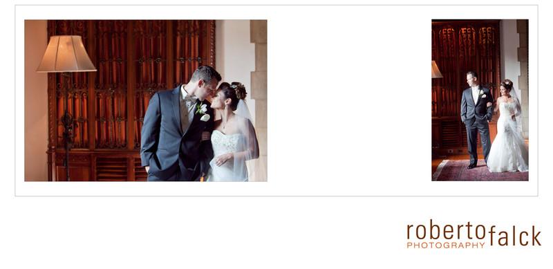 Pleasantdale Chateau Wedding Album - Arielle & Matt