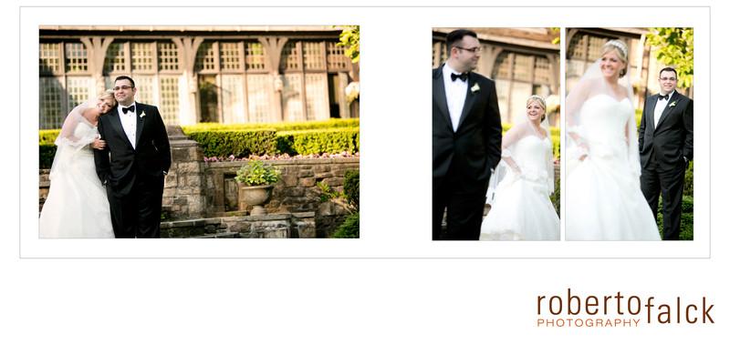 Pleasantdale Chateau Wedding Album - Jess & Jon