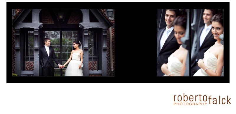 Pleasantdale Chateau Wedding Album - Karin & Edo