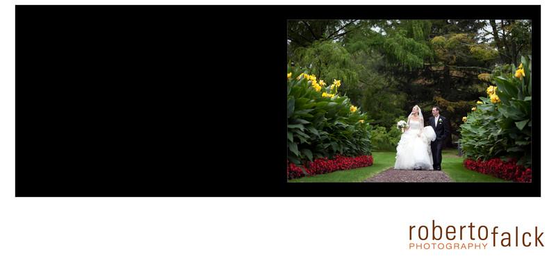 Pleasantdale Chateau Wedding Album - Lauren & Mike