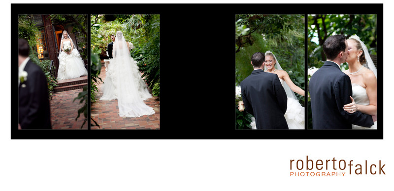 Pleasantdale Chateau Wedding Album - Lauren & Mike