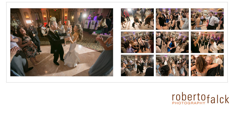 Pleasantdale Chateau Wedding Album - Britt & Dan