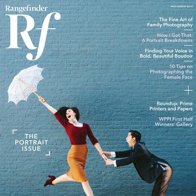 Rangefinder Magazine August 2015 - Roberto Falck