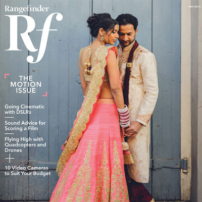 Rangefinder Magazine May 2015 - Roberto Falck