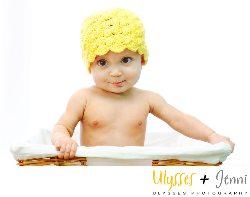 CUTEST BABY PICTURES BY ULYSSES PHOTOGRAPHY