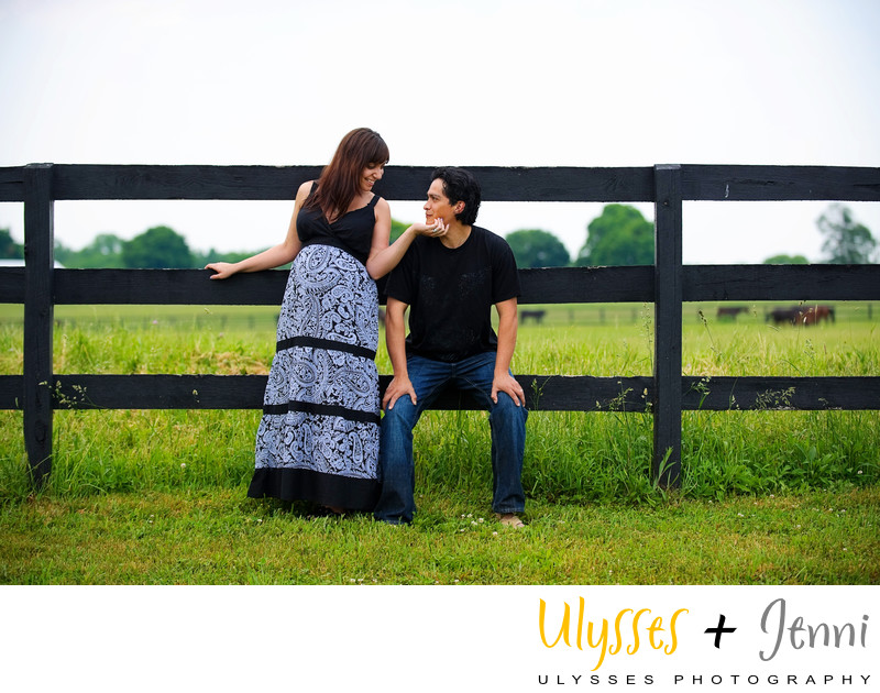 BEST FARM MATERNITY PHOTOS