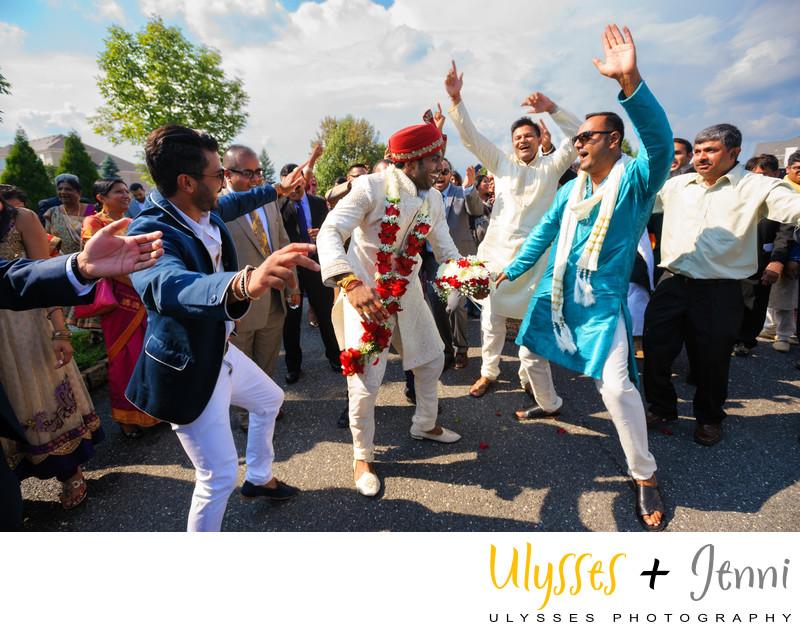 INDIAN BARAAT  - ULYSSES PHOTOGRAPHY