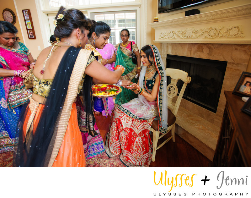 INDIAN WEDDING GIFTS - ULYSSES PHOTOGRAPHY