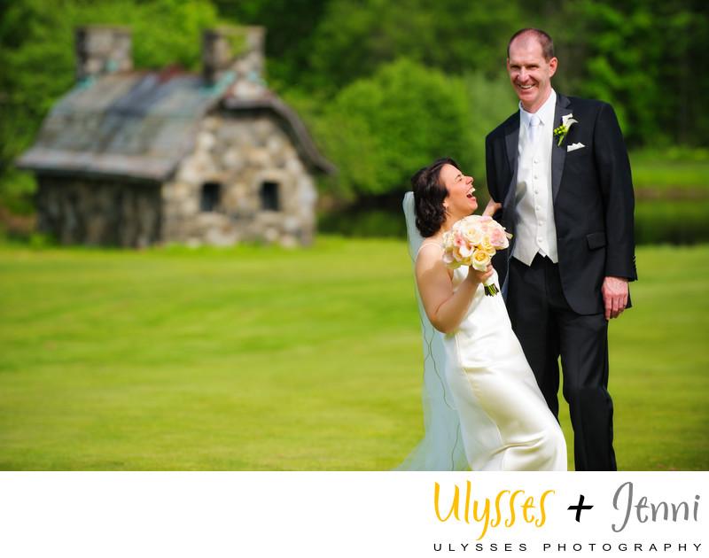 DELIGHTFUL GARRISON WEDDING