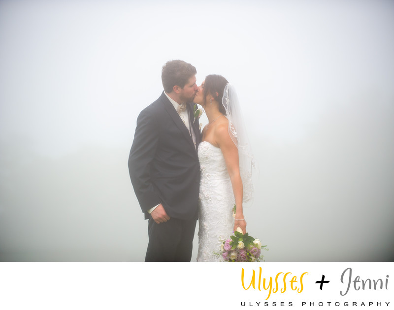 CLOUDS AND MIST ON YOUR WEDDING DAY