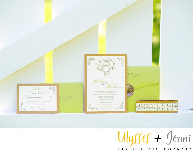 PRETTIEST WEDDING INVITATION STATIONERY