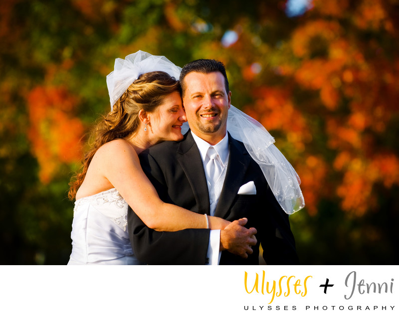 AUTUMN WEDDING IN HUDSON VALLEY NY