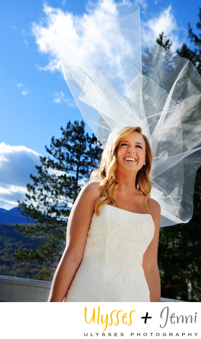 BREEZY WEDDING AT ONTEORA