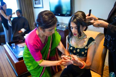 INDIAN WEDDING BRACELETS - ULYSSES PHOTOGRAPHY