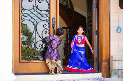 INDIAN WEDDING KIDS - ULYSSES PHOTOGRAPHY