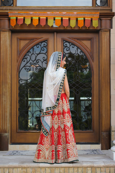 STUNNING INDIAN BRIDE  - ULYSSES PHOTOGRAPHY