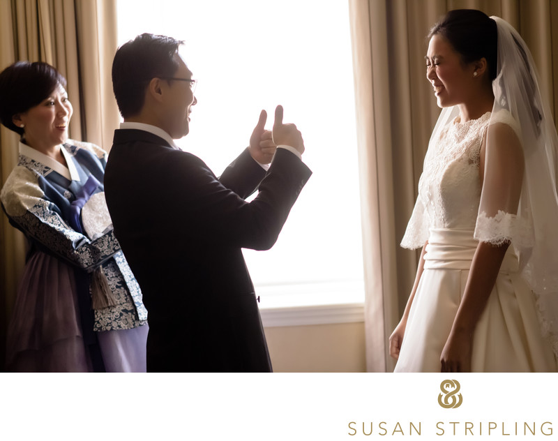 College of Physicians Wedding