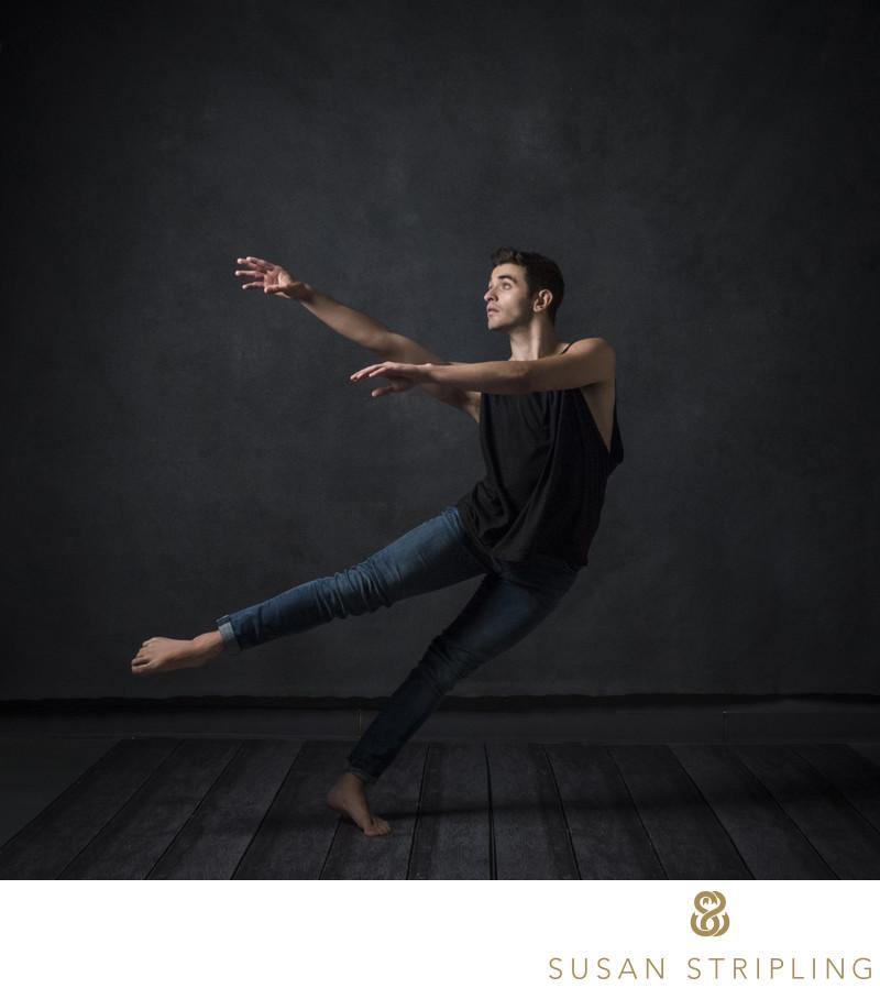 Ricky Ubeda dance