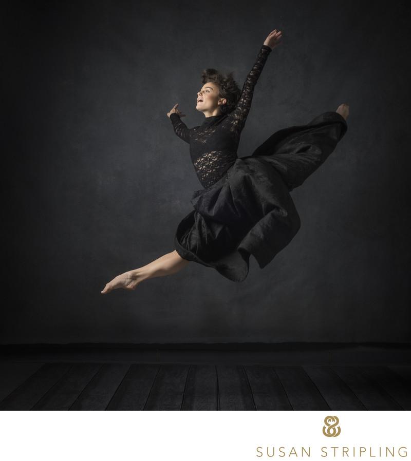 Melanie Moore dance
