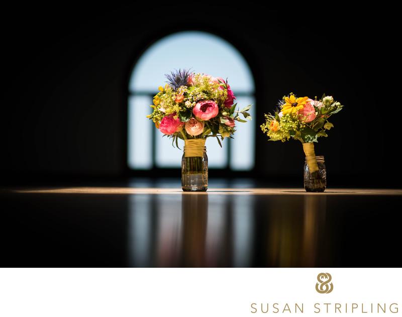 Liberty warehouse wedding details