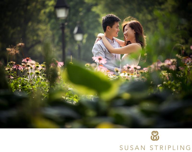 Washington Square Park Engagement Pictures