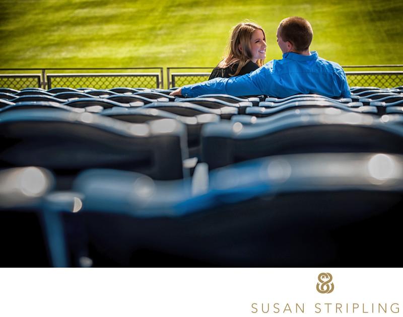 Citizens Bank Park Engagement Pictures