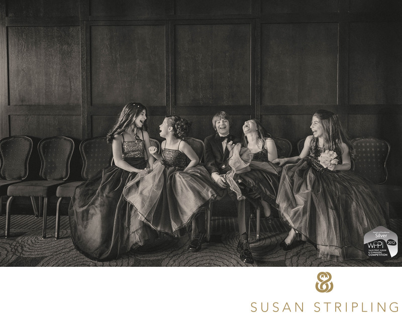 WPPI Bridal Party Award Winner