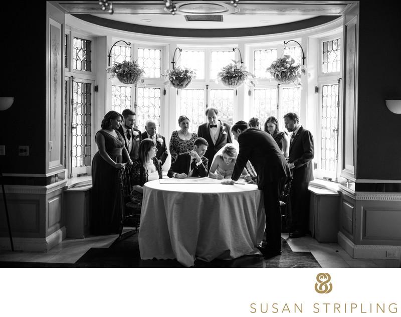 Tarrytown House Estates Wedding