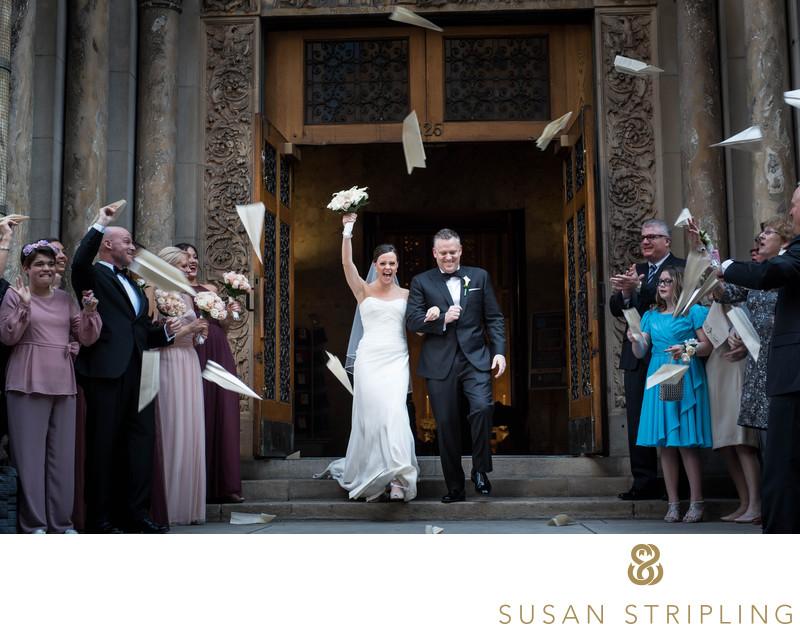 St Bartholomew NYC Wedding