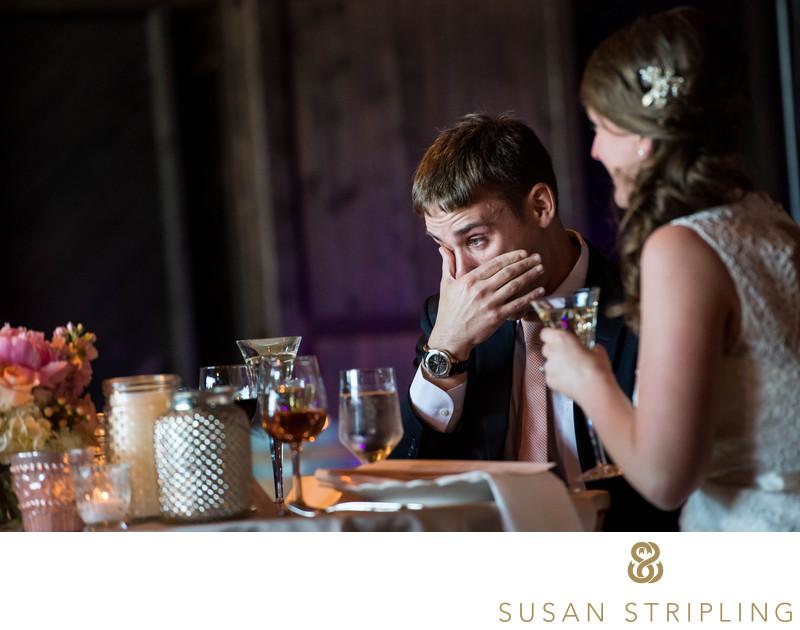 Wedding at Saltwater Farm