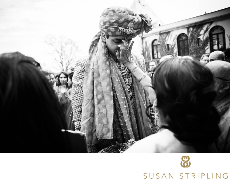 Oheka Castle Indian Wedding