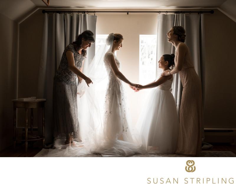 Four Seasons Park Avenue Wedding