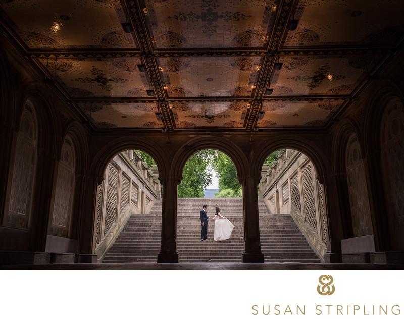 NYC Pre-Wedding Photo Shoot