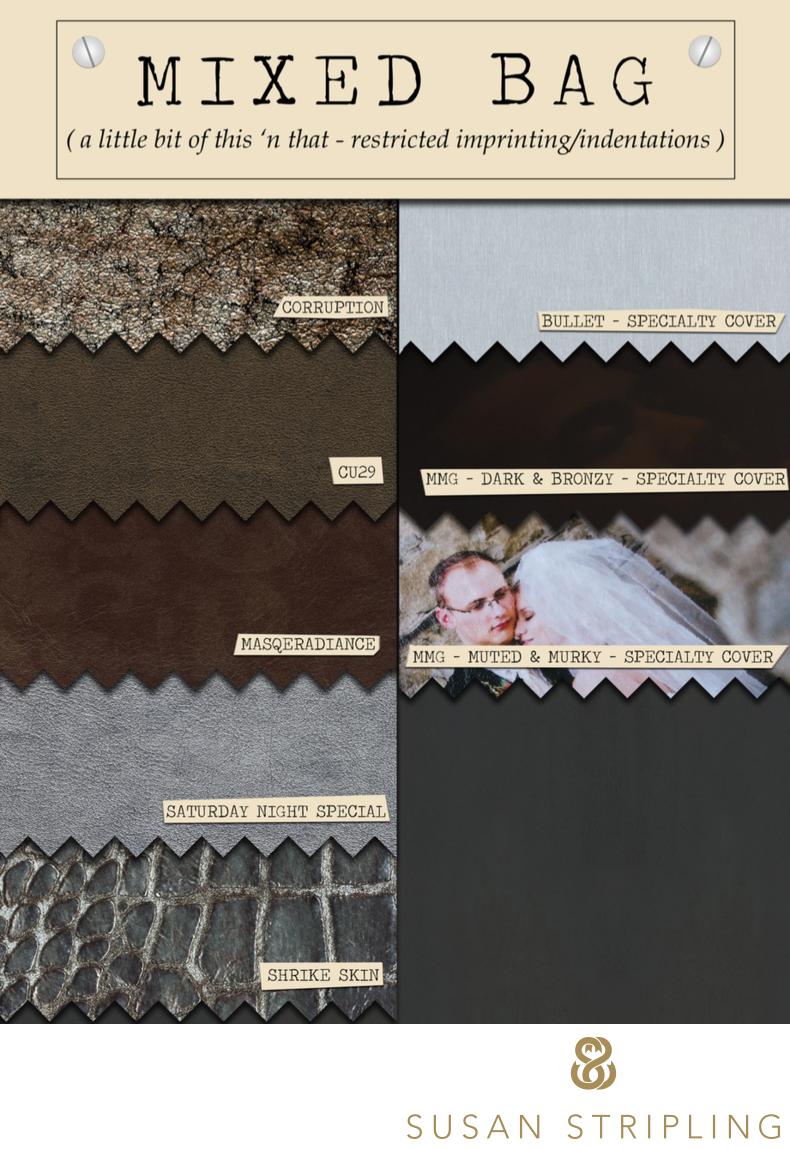 Finao Albums Mixed Bag Fabrics