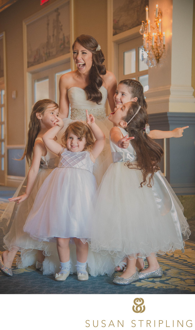 Wedding Pictures at the Palace at Somerset Park