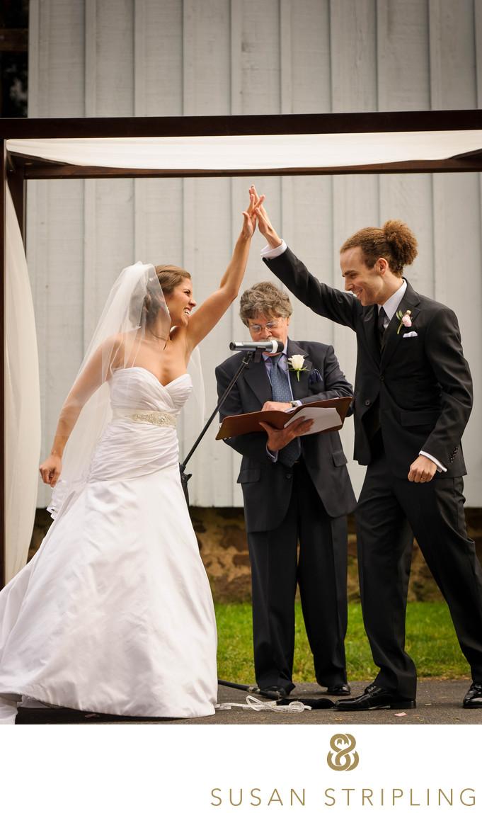The Barn at Wesleyan Hills Wedding Photographers