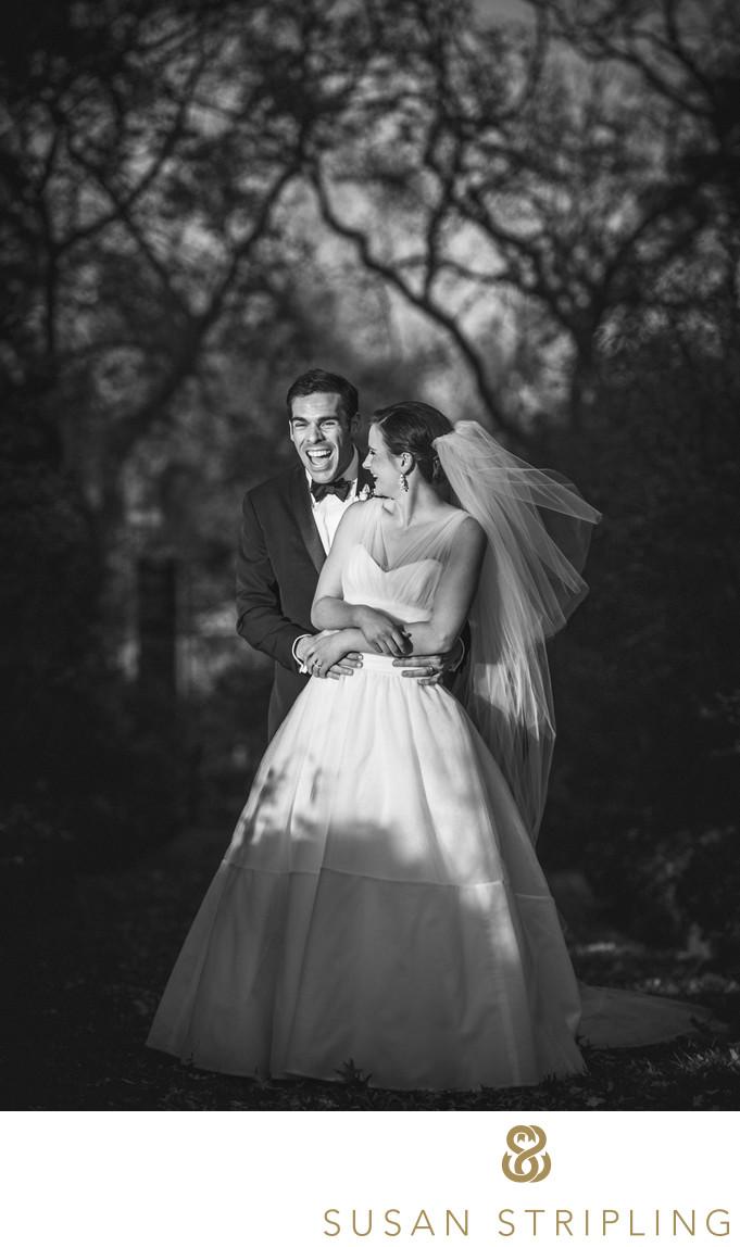 Wedding Photographer at Winterthur