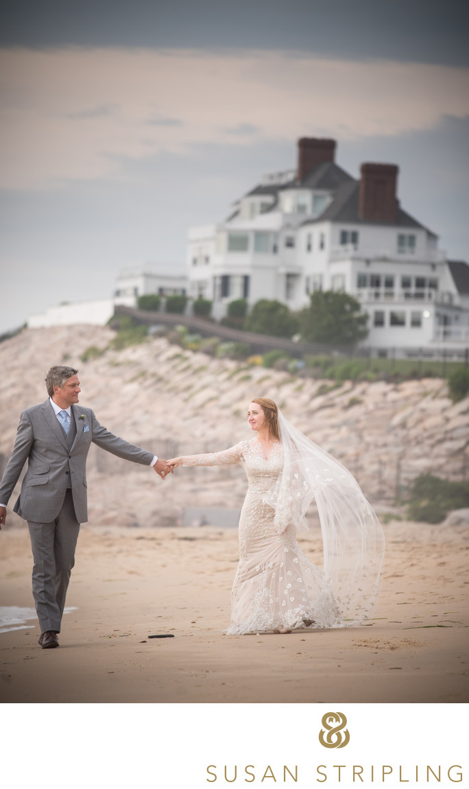 Beach Wedding Photographer New York