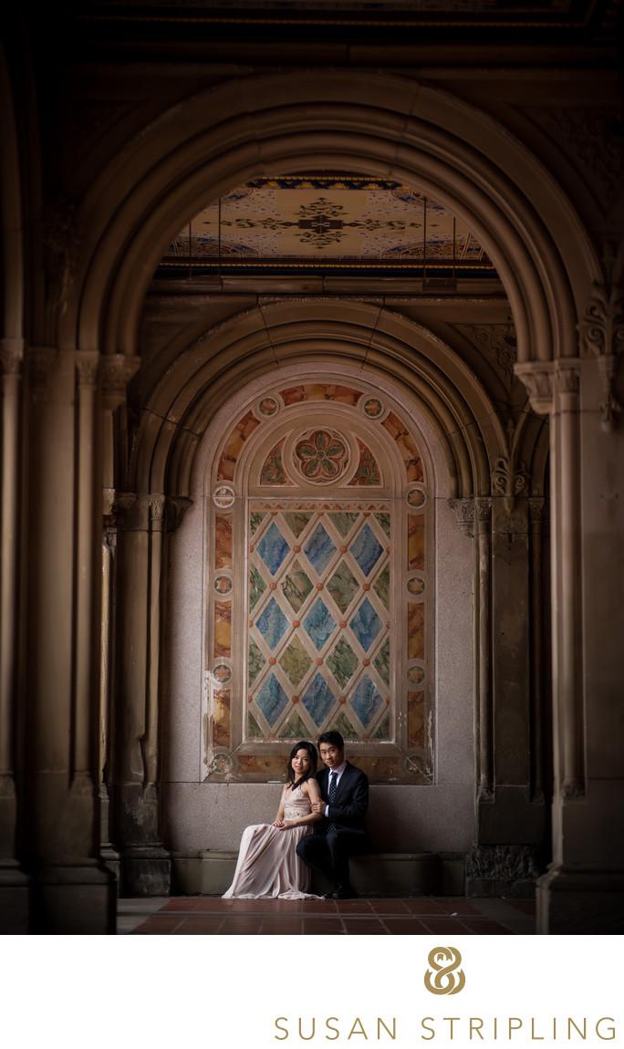 Pre-Wedding Photo Shoot Central Park