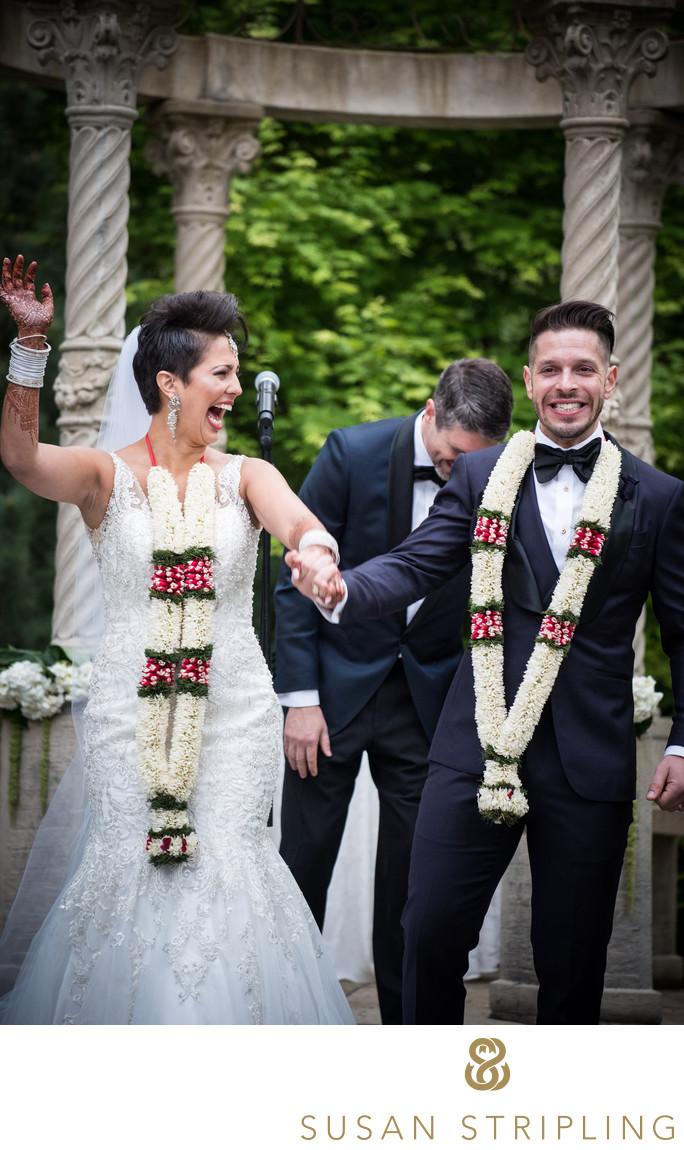 Crystal Plaza Wedding Ceremony Location