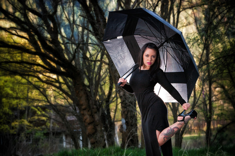 Model Portfolio Photographers in Idaho