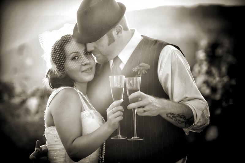Wedding Photographers for Arbor Crest Winery