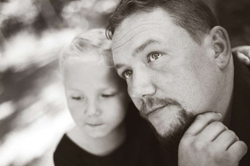 Outdoor Family Pictures in Coeur d'alene