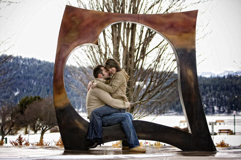 Outdoor Weddings In Coeur d'alene Idaho