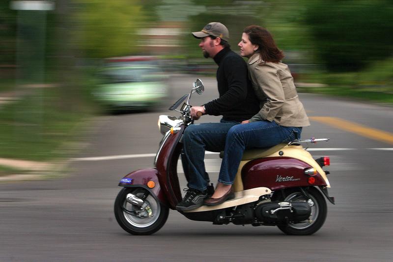 Denver Colorado Engagement Photo
