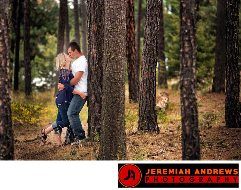 Best Engagement Photographer Spokane