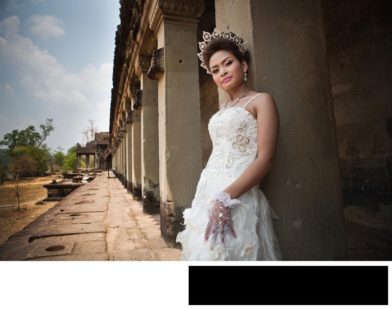 Cambodia Destination Wedding Photographer