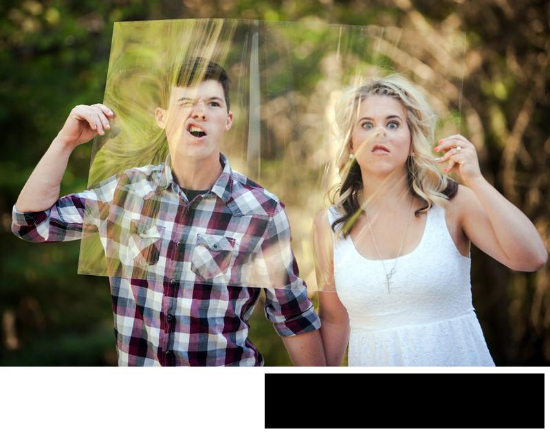 Original Engagement Photo
